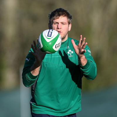 Chris Henry wants Ireland to challenge for the World Cup