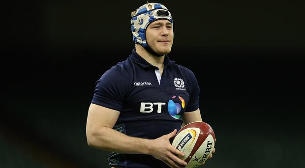 David Denton has been forced to retire from rugby (David Davies/PA)