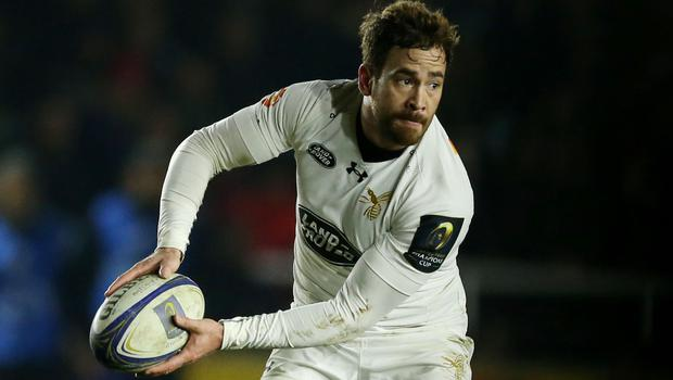 Danny Cipriani has been recalled by England