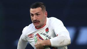 Jonny May scored a brilliant try for England against Ireland (Adam Davy/PA)