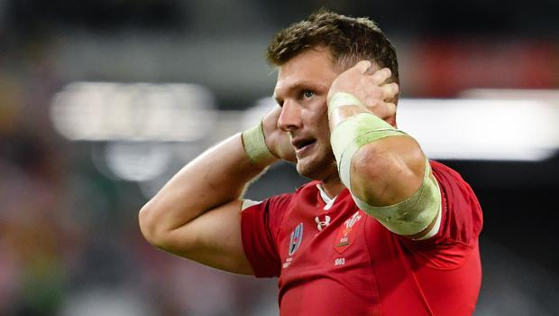 Dan Biggar has urged Wales to make life uncomfortable for opposite number Johnny Sexton (Ashley Western/PA)