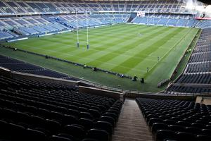 There are concerns BT Murrayfield might lie dormant for the rest of the year (PA)