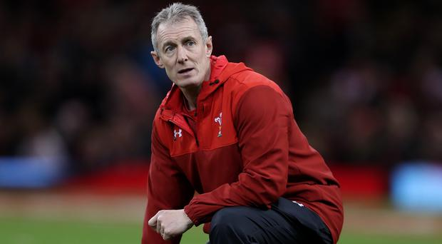 Rob Howley has apologised after being banned for breaching betting rules (David Davies/PA)