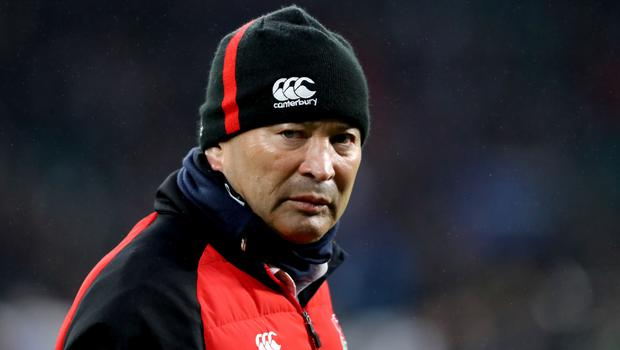 Eddie Jones wants his side to be on the front foot against the Springboks