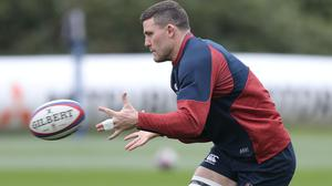 England's Mark Wilson trains earlier this year (Andrew Matthews/PA)