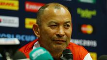 Japan head coach Eddie Jones has Scotland in his sights after his side's shock victory over South Africa