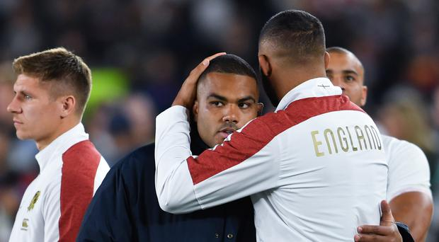 England's Kyle Sinckler does not remember the World Cup final after suffering an early concussion (Ashley Western/PA)
