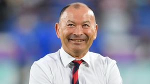Eddie Jones, pictured, has insisted he will stay with England until the 2023 World Cup (Ashley Western/PA)