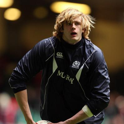 Richie Gray has been recalled to the Scotland team to face Italy on Saturday