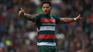 Manu Tuilagi is one of five players confirmed to have left Leicester (Mike Egerton/PA)