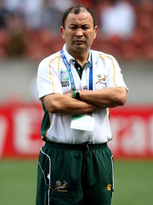 Eddie Jones was a consultant coach for South Africa in their triumphant 2007 campaign (David Davies/PA)