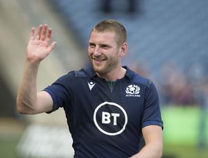 Finn Russell's removal from the squad has disrupted Scotland's build-up (Ian Rutherford/PA)