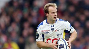 Nick Abendanon has signed a new three-year contract with Clermont Auvergne