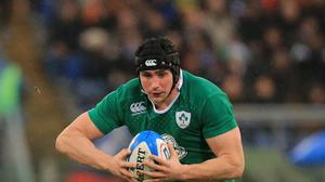 Tommy O'Donnell could be a World Cup doubt after suffering a hip injury against Wales in Cardiff