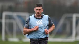 Gloucester wing Jonny May hopes to reclaim his place in the England team