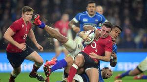 England paid tribute to Samoa for the way they approached the game