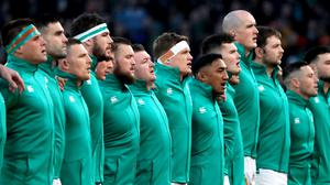 Ireland's game in France is in doubt.