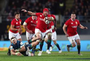 Blues v British and Irish Lions – Eden Park
