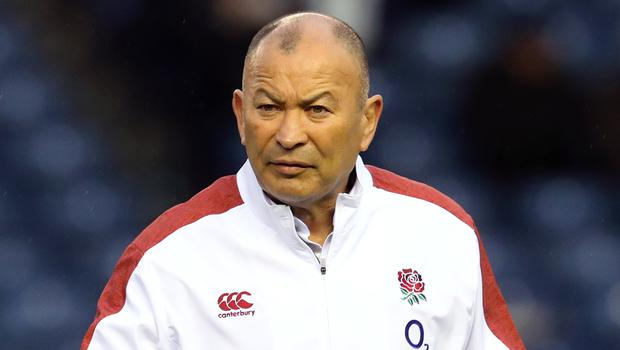 Eddie Jones has warned about expanding the Six Nations (Andrew Milligan/PA)