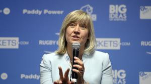 Debbie Jevans admits the success of the London Olympics and Glasgow Commonwealth Games have raised the bar for Rugby World Cup organisers
