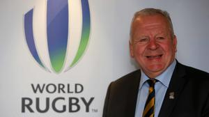 World Rugby chairman Bill Beaumont says an £80m relief fund will provide short-term support for unions that need it.