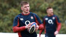 Major hope: Owen Farrell needs to have a big game