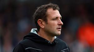 Exeter Chiefs backs coach Ali Hepher was delighted with his side's response to defeat last week