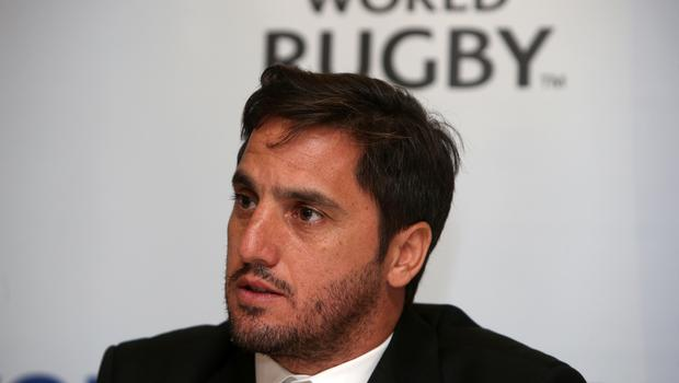 Agustin Pichot, pictured, has come in for criticism from Ireland boss Joe Schmidt (Brian Lawless/PA)