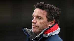 Mike Ford was content with Bath's display in difficult conditions at the Kassam Stadium on Sunday