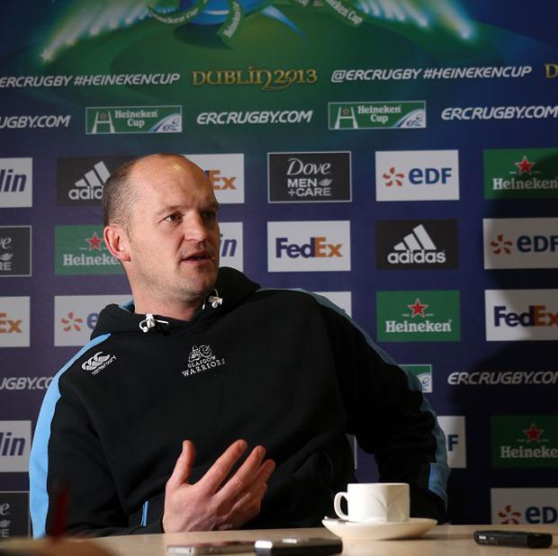 Glasgow Warriors' head coach Gregor Townsend is not ready to write off his side's European ambitions just yet.