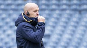 Gregor Townsend, pictured, could wrap up a new Scotland deal before Christmas (Jane Barlow/PA)