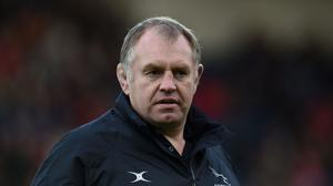 Newcastle director of rugby Dean Richards was less than impressed after his side's defeat.