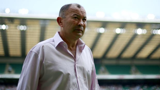Eddie Jones takes his England side to South Africa this week (Paul Harding/PA)