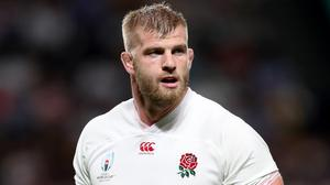 George Kruis sees medicinal cannabis as an alternative to painkillers in rugby (David Davies/PA)