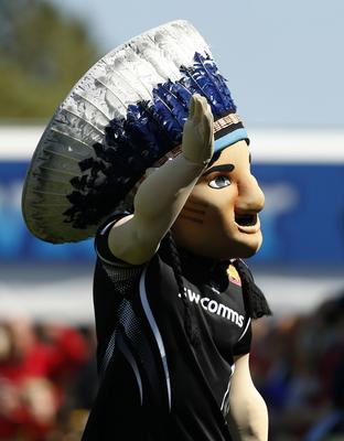 Exeter will be waving goodbye to mascot 'Big Chief' after a review (Paul Harding/PA)