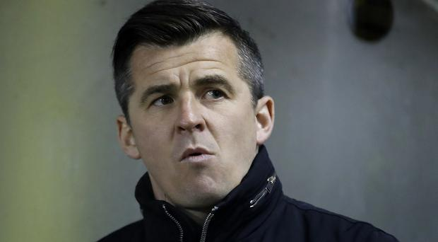 Joey Barton faced a lengthy suspension for breaking football's betting rules (Martin Rickett/PA)
