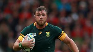 Duane Vermeulen has called on South Africa to win the mental battle against New Zealand