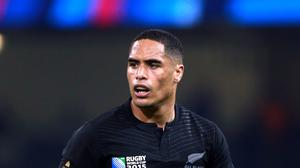 New Zealand scrum-half Aaron Smith has stood down from Saturday's Bledisloe Cup clash