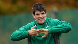Donncha O'Callaghan will face the disciplinary committee this week