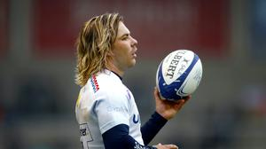 Faf de Klerk is among the Sale Sharks stars to agree to a pay cut (Martin Rickett/PA)