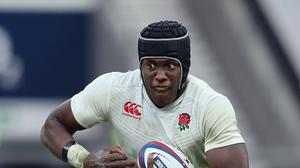 Maro Itoje is set to start in England's back row against France