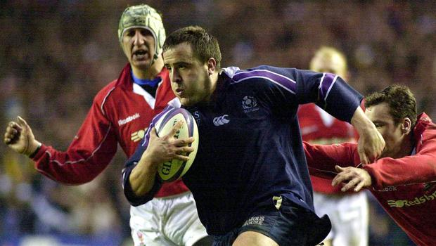 Tom Smith won the Five Nations Championship with Scotland in 1999 (David Cheskin/PA)