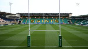 Northampton have added to their scrum-half options(Nigel French/PA)