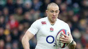 Mike Brown is close to returning for England
