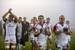 Ulster triumph in the mist of Treviso