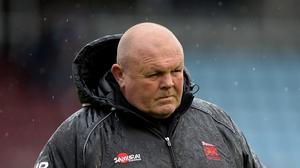 London Welsh and head coach Justin Burnell, pictured, have struggled to adapt to life in the Aviva Premiership
