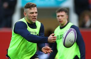 On way: Ian Madigan could prove a valuable member of the Ulster squad next season