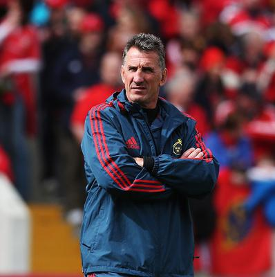 Rob Penney was elated with his team's performance