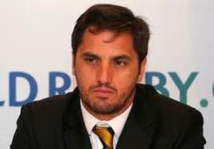 Contender: Argentina's Augustin Pichot will run for World Rugby president