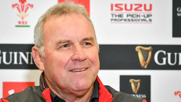 Wayne Pivac is relishing the challenge of leading Wales through a Six Nations campaign (Ben Birchall/PA)